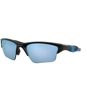 Oakley Half Jacket 2.0 XL Occhiali Da Sole, matte black/prizm deep h2o polarized